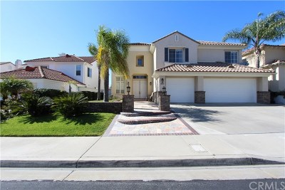 Rowland Heights Single Family Home For Sale: 19031 Brittany Place