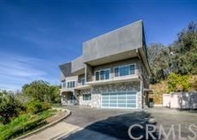 Covina Single Family Home For Sale: 20647 E Rancho Los Cerritos Road