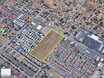 Lake Elsinore Residential Lots & Land For Sale: Lakeshore Dr