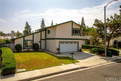 Rowland Heights Single Family Home For Sale: 1826 Ybarra Drive