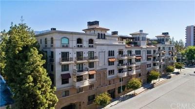Pasadena Condo/Townhouse For Sale: 155 Cordova Street #302