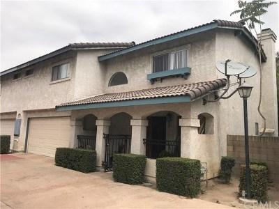 El Monte Condo/Townhouse For Sale: 11821 Ramona Boulevard