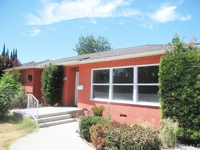 West Covina Single Family Home For Sale: 1225 S Meeker Avenue
