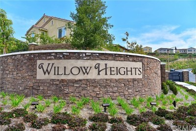 Diamond Bar Single Family Home For Sale: 21088 Willow Heights