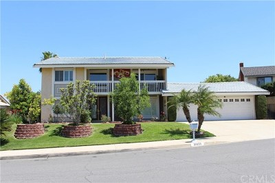 Diamond Bar Single Family Home For Sale: 23255 Woodleaf Drive