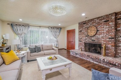 Walnut Single Family Home For Sale: 2453 Noble Canyon Road