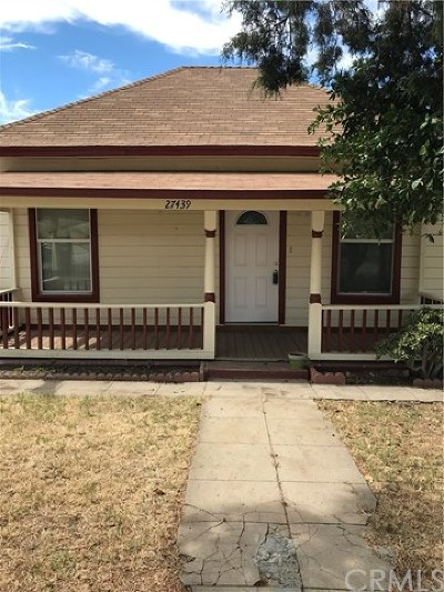Highland Single Family Home For Sale: 27439 Main Street