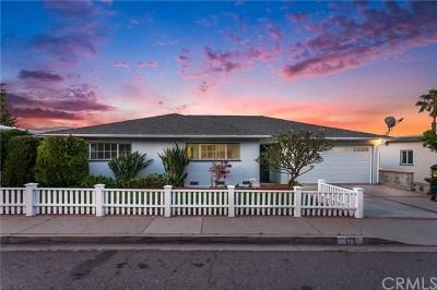 Pasadena Single Family Home For Sale: 170 Malcolm Drive