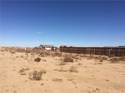 Adelanto CA Residential Lots & Land For Sale: $42,000