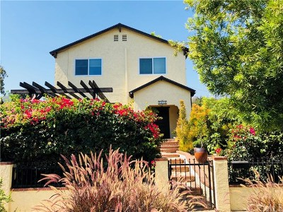 Pasadena Single Family Home For Sale: 1011 Bell