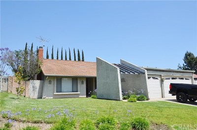 La Verne Single Family Home For Sale: 3976 Bixby Drive