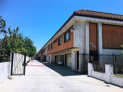 El Monte Condo/Townhouse For Sale: 3736 Maxson Road #D