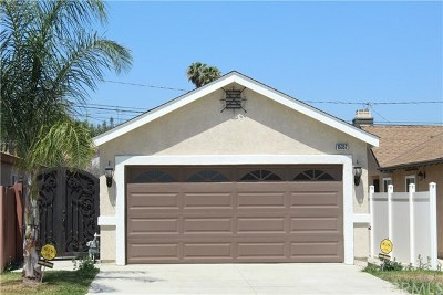Chino Hills Single Family Home For Sale: 15352 Yorba Ave