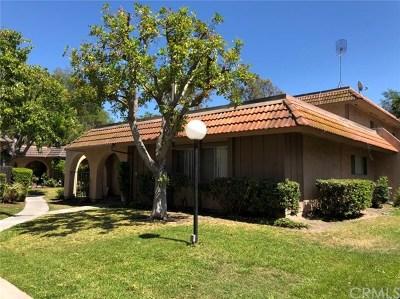 La Habra Condo/Townhouse For Sale: 1032 W Las Lomas Drive W #A