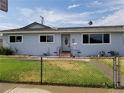 Montclair Single Family Home For Sale: 4932 Fauna Street