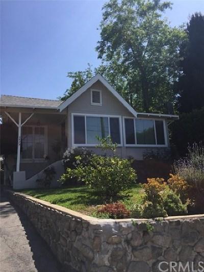 La Crescenta Multi Family Home For Sale: 2475 Altura Avenue