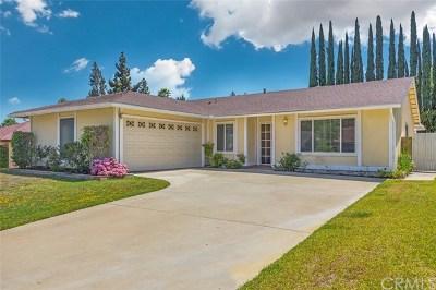 Diamond Bar Single Family Home For Sale: 1743 Morning Canyon Road