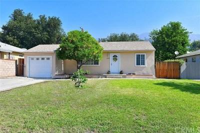 Duarte Single Family Home For Sale: 1945 Chesson Street