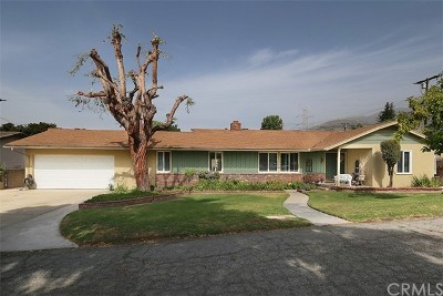 Upland Single Family Home For Sale: 1261 W 25th Street