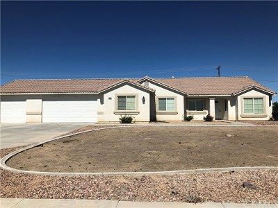 Apple Valley Single Family Home For Sale: 13056 Perignon Place