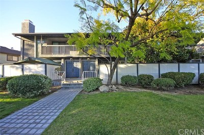 Duarte Condo/Townhouse For Sale: 2059 Huntington Drive