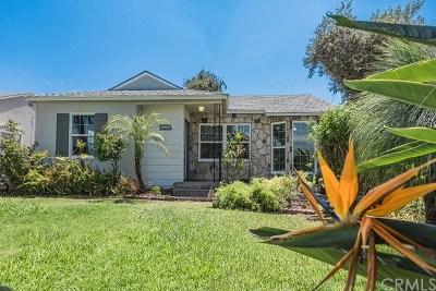 Covina Single Family Home For Sale: 16268 E Bellbrook Street