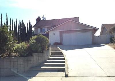 Diamond Bar Single Family Home For Sale: 313 El Encino Drive