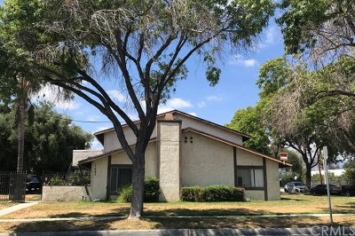 Upland Multi Family Home Active Under Contract: 1097 Richland Street