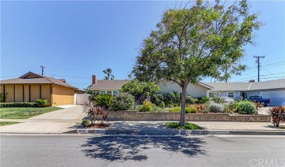 La Habra Single Family Home For Sale: 2030 Ramona Avenue