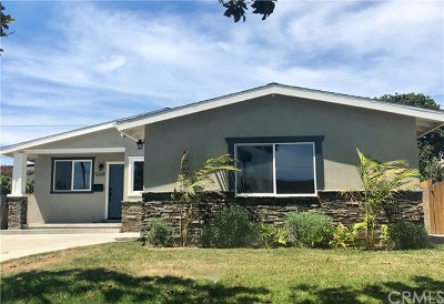 Torrance Single Family Home For Sale: 5209 Laurette Street
