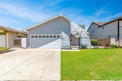 Hacienda Heights Single Family Home For Sale: 16509 Fern Haven Road