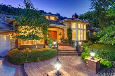 Monrovia Single Family Home For Sale: 65 Hidden Valley Road