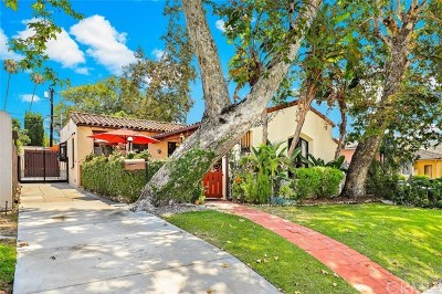 Glendale Single Family Home For Sale: 1140 N Cedar Street