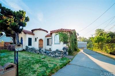 Arcadia Single Family Home For Sale: 2014 S Baldwin Avenue