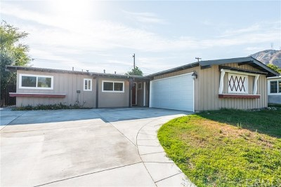 Duarte Single Family Home For Sale: 543 Tancanyon Road