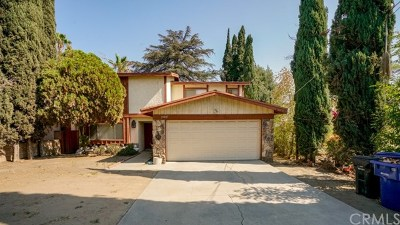 Van Nuys Single Family Home For Sale: 15407 Saticoy Street