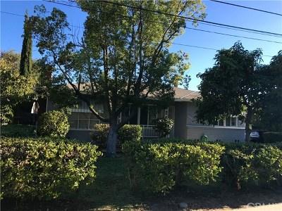 Arcadia CA Single Family Home For Sale: $759,000