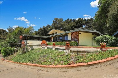 Glendora Single Family Home For Sale: 210 Crescent Glen Drive