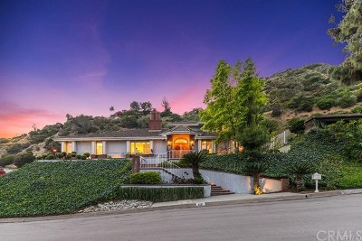 Arcadia CA Single Family Home For Sale: $2,350,000