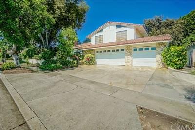 Hacienda Heights Single Family Home For Sale: 2791 Jurado Avenue