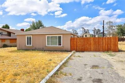 Rancho Cucamonga Single Family Home For Sale: 8643 Arrow