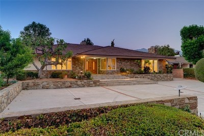 Arcadia Single Family Home For Sale: 465 Harvard Drive
