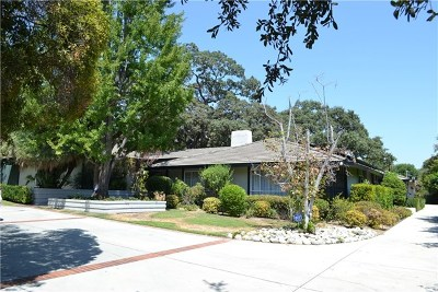 Arcadia CA Single Family Home For Sale: $2,490,000