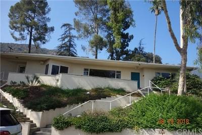 Monrovia Single Family Home For Sale: 915 Ridgeside Drive