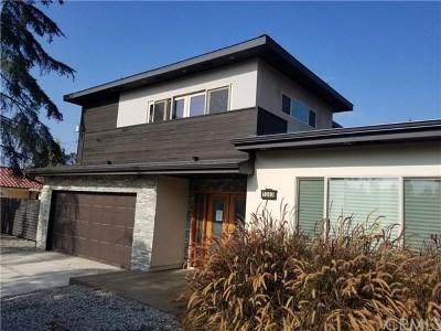 Glendora Single Family Home For Sale: 1303 Sunflower Avenue