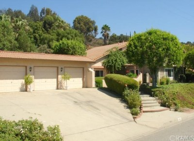 Glendora Single Family Home For Sale: 1009 Becklee Road