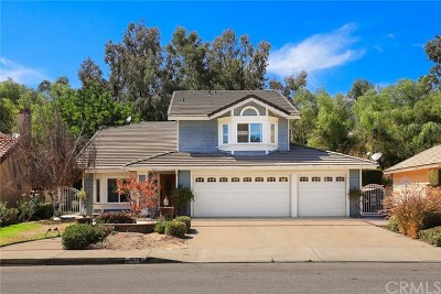 Diamond Bar CA Single Family Home For Sale: $798,000