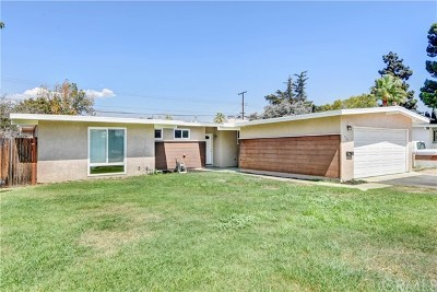 Ontario Single Family Home For Sale: 932 W G Street