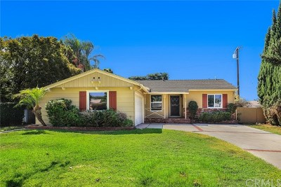 West Covina Single Family Home For Sale: 1046 E Swanee Lane