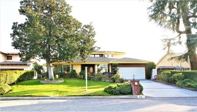 Arcadia Single Family Home For Sale: 1130 Drake Road